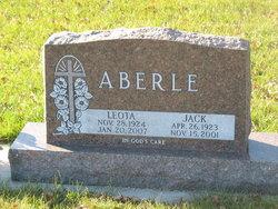 John W. Jack Aberle