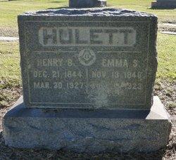Emma S Hulett