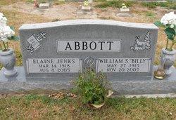 Elaine <i>Jenks</i> Abbott