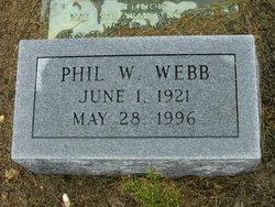 Phillmore Walter Webb