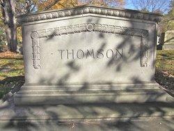 Clarissa <i>Hovey</i> Thomson