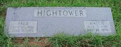 Margaret Emma Maggie <i>Beard</i> Hightower