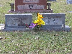 Mamie Alice <i>Ratcliff</i> Clark