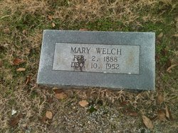 Mary Evelyn Welch