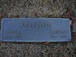 Mary Elizabeth <i>Grigsby</i> Allison