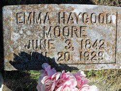 Celia Emmaline Emma <i>Haygood</i> Moore