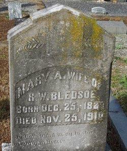 Mary Anne <i>Hearne</i> Bledsoe