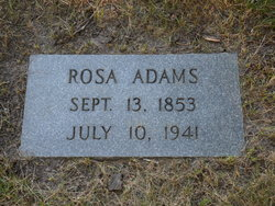 Rosa Adams