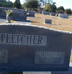 Merle <i>Flowers</i> Fletcher