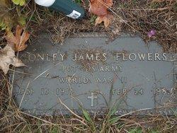 Conley James Flowers