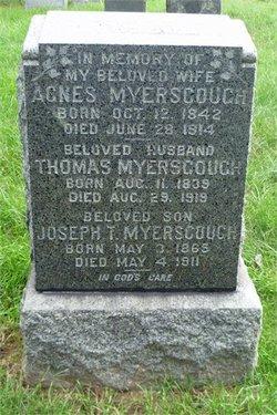 Agnes <i>Fletcher</i> Myerscough
