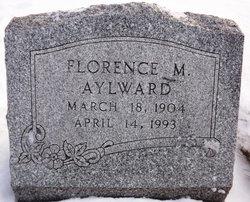 Florence M Aylward