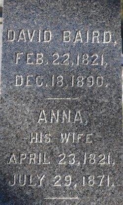 Anna <i>Dunn</i> Baird