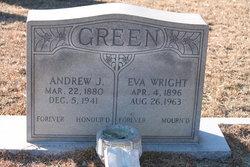 Andrew Jackson Green