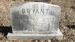 N. Calvin Bryant