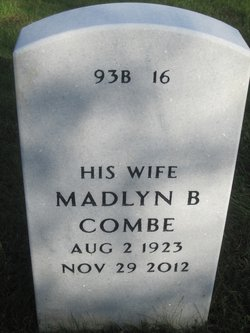 Madlyn <i>Simmons</i> Combe