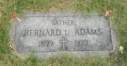 Bernard L Adams