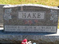 George E Hake