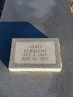 Louis Albright