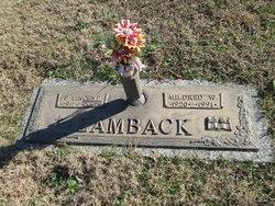 Frank Vincent Lamback