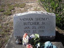 N T Butcher, Jr