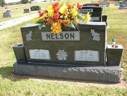 Mary <i>Gunter</i> Nelson