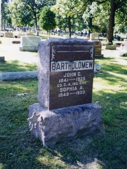 Pvt John C Bartholomew