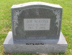 Joe Milton Goss
