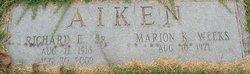 Richard Eustace Dick Aiken, Jr