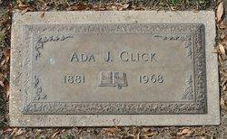 Ada J <i>Means</i> Click