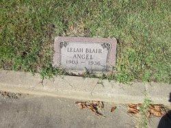 Lelah <i>Blair</i> Angel