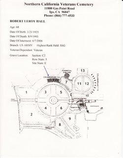Robert Bob Leroy Hall