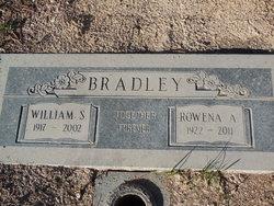 Rowena Amelia Marie <i>Steele</i> Bradley