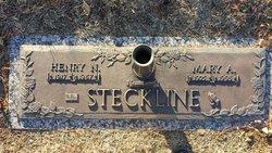 Mary A. Steckline