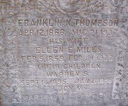 Franklin Newton Frank Thompson