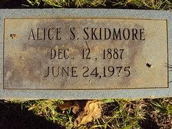 Alice <i>Smith</i> Skidmore