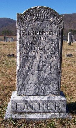 Eli M. Merrell