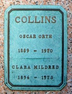 Clara Mildred <i>Knott</i> Collins