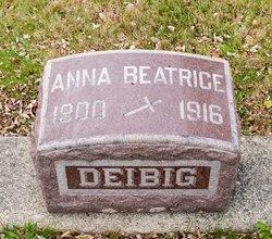Anna Beatrice Deibig