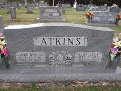 Mama Lena <i>Marion</i> Atkins