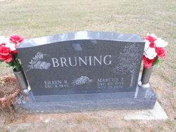 Marcus E Bruning