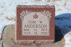 Tom W Anderson