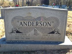 Kathryn E. <i>Jackson</i> Anderson
