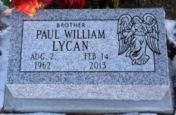 Paul William Bill Lycan