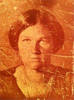 Bertha Mae <i>McGinnis</i> Wood
