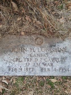 Corp John H. Longbine