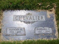 Barbara <i>Coats</i> Chevalier