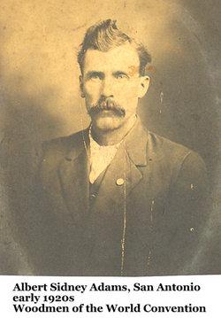 Albert Sidney Adams