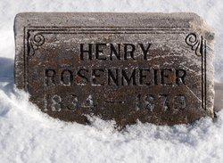 Henry Rosenmeier