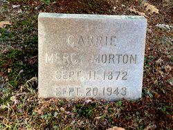 Carrie Mercy <i>Shippee</i> Morton